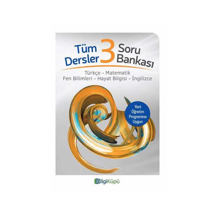 BilgiKüpü Yayınları 3. Sınıf Tüm Dersler Soru Bankası