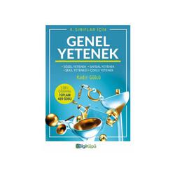 Bilgiküpü Yayınları - BilgiKüpü Yayınları 4. Sınıf Genel Yetenek