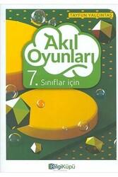 Bilgiküpü Yayınları - BilgiKüpü Yayınları 7. Sınıf Akıl Oyunları