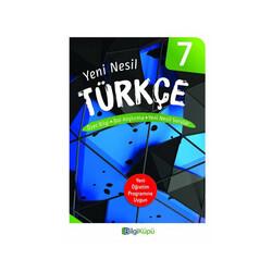 Bilgiküpü Yayınları - BilgiKüpü Yayınları 7. Sınıf Yeni Nesil Türkçe