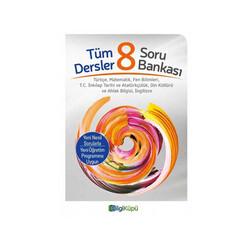 Bilgiküpü Yayınları - BilgiKüpü Yayınları 8. Sınıf Tüm Dersler Soru Bankası