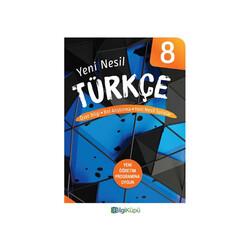 Bilgiküpü Yayınları - BilgiKüpü Yayınları 8. Sınıf Yeni Nesil Türkçe
