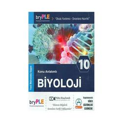 Birey Yayınları - Birey Yayınları 10. Sınıf Biyoloji Konu Anlatımlı