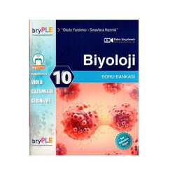 Birey Yayınları - Birey Yayınları 10. Sınıf Biyoloji Soru Bankası