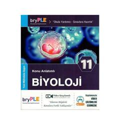 Birey Yayınları - Birey Yayınları 11. Sınıf Biyoloji Konu Anlatımlı