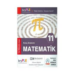 Birey Yayınları - Birey Yayınları 11. Sınıf Matematik Konu Anlatımlı