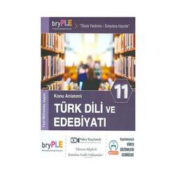 Birey Yayınları - Birey Yayınları 11. Sınıf Türk Dili ve Edebiyatı Konu Anlatımlı
