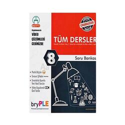 Birey Yayınları - Birey Yayınları 8.Sınıf Tüm Dersler Soru Bankası