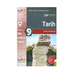 Birey Yayınları - Birey Yayınları 9. Sınıf Tarih Soru Bankası