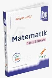 Birey Yayınları - Birey Yayınları Matematik B Serisi Orta Düzey Soru Bankası