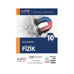 Birey Yayınları - Birey Yayınları PLE 10. Sınıf Fizik Konu Anlatımlı
