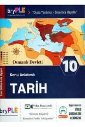 Birey Yayınları - Birey Yayınları PLE 10. Sınıf Tarih Konu Anlatımlı