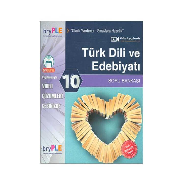Birey Yayınları PLE 10. Sınıf Türk Dili ve Edebiyatı Soru Bankası