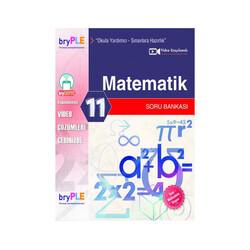 Birey Yayınları - Birey Yayınları PLE 11. Sınıf Matematik Soru Bankası