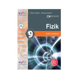 Birey Yayınları - Birey Yayınları PLE 9. Sınıf Fizik Soru Bankası