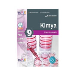 Birey Yayınları - Birey Yayınları PLE 9. Sınıf Kimya Soru Bankası