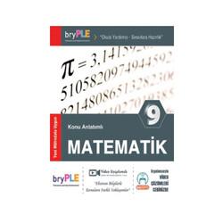 Birey Yayınları - Birey Yayınları PLE 9. Sınıf Matematik Konu Anlatımlı