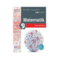 Birey Yayınları - Birey Yayınları PLE 9. Sınıf Matematik Soru Bankası