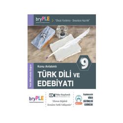 Birey Yayınları - Birey Yayınları PLE 9. Sınıf Türk Dili ve Edebiyatı Konu Anlatımlı