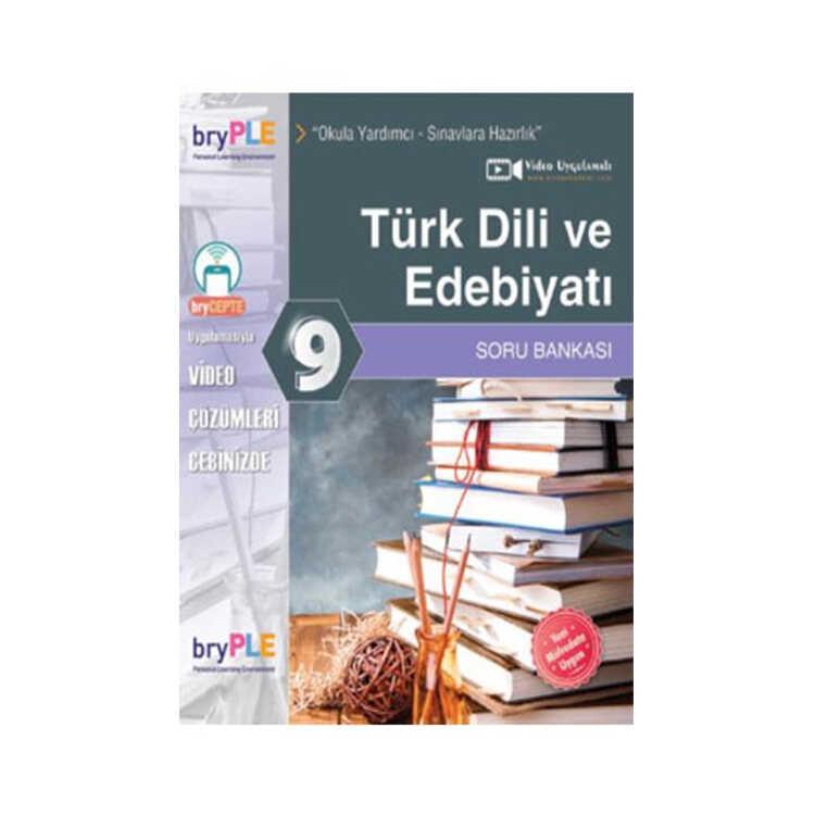 Birey Yayınları PLE 9. Sınıf Türk Dili ve Edebiyatı Soru Bankası