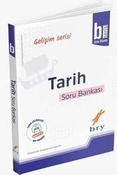 Birey Yayınları - Birey Yayınları Tarih B Serisi Orta Düzey Soru Bankası