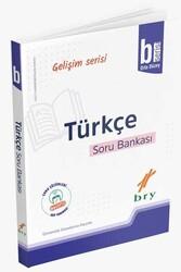 Birey Yayınları - Birey Yayınları Türkçe B Serisi Orta Düzey Soru Bankası
