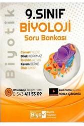 Biyotik Yayınları - Biyotik Yayınları 9. Sınıf Biyoloji Soru Bankası