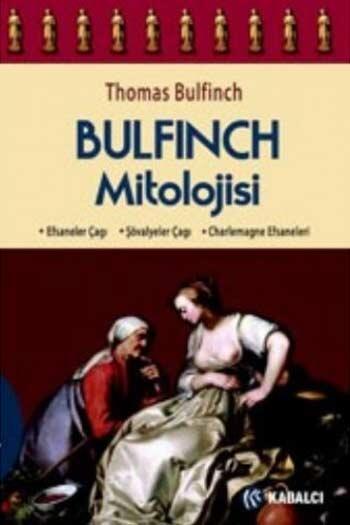 Bulfinch Mitolojisi Kabalcı Yayınevi