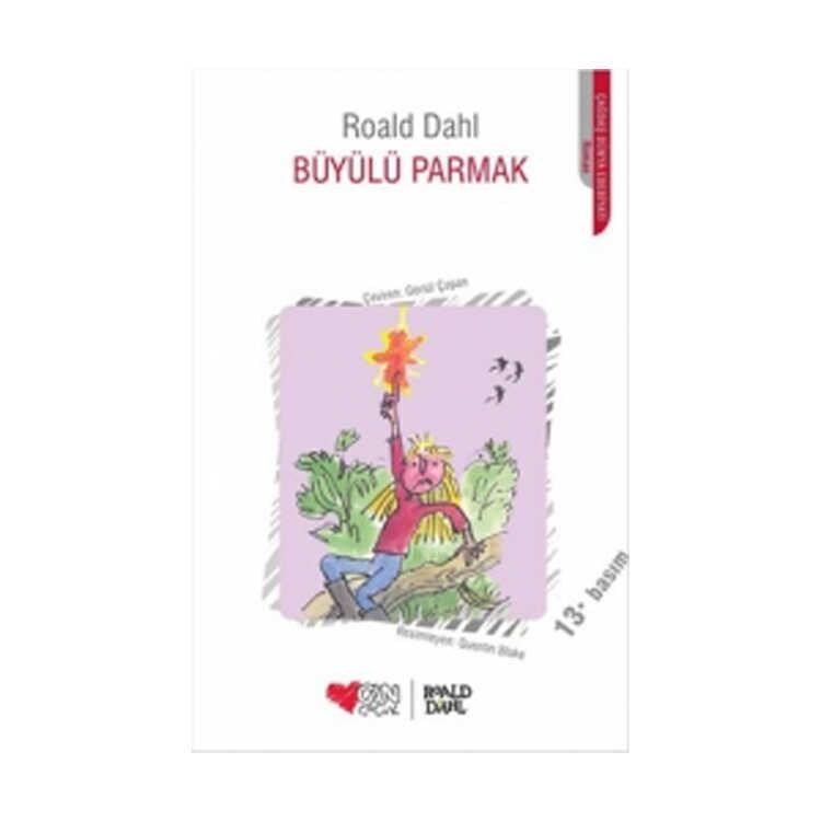 Büyülü Parmak - Can Çocuk Yayınları