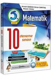 Çanta Yayınları - Çanta Yayınları 5. Sınıf Matematik 10 Deneme