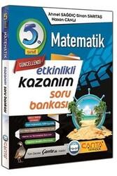 Çanta Yayınları - Çanta Yayınları 5. Sınıf Matematik Etkinlikli Kazanım Soru Bankası
