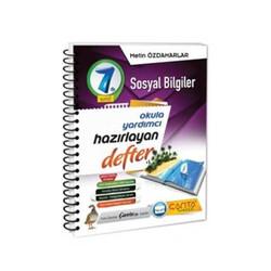 Çanta Yayınları - Çanta Yayınları 7. Sınıf Sosyal Bilgiler Hazırlayan Defter