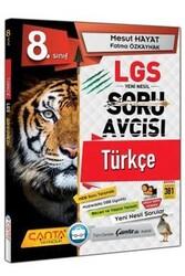 Çanta Yayınları - Çanta Yayınları 8. Sınıf LGS Türkçe Soru Avcısı