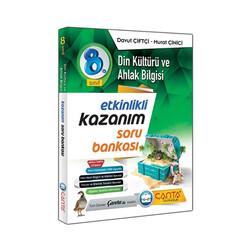 Çanta Yayınları - Çanta Yayınları 8.Sınıf Din Kültürü ve Ahlak Bilgisi Kazanım Soru Bankası