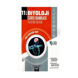 Çap Yayınları - Çap Yayınları 11. Sınıf Biyoloji Fen Lisesi Soru Bankası