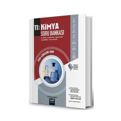 Çap Yayınları - Çap Yayınları 11. Sınıf Fen Lisesi Kimya Soru Bankası
