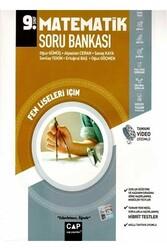 Çap Yayınları - Çap Yayınları 9. Sınıf Fen Lisesi Matematik Soru Bankası