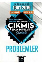 Çap Yayınları - Çap Yayınları TYT Matematik Problemler Çözümlü Çıkmış Sınav Soruları