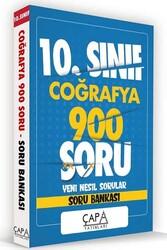 Çapa Yayınları - Çapa Yayınları 10. Sınıf Coğrafya Soru Bankası