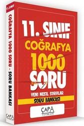 Çapa Yayınları - Çapa Yayınları 11. Sınıf Coğrafya Soru Bankası