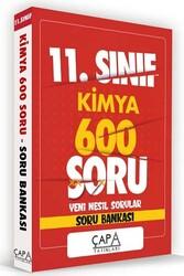 Çapa Yayınları - Çapa Yayınları 11. Sınıf Kimya Soru Bankası