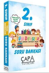 Çapa Yayınları - Çapa Yayınları 2. Sınıf Tüm Dersler Soru Bankası