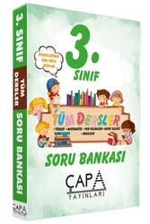 Çapa Yayınları - Çapa Yayınları 3. Sınıf Tüm Dersler Soru Bankası