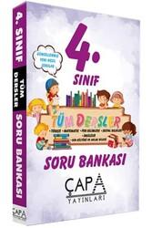 Çapa Yayınları - Çapa Yayınları 4. Sınıf Tüm Dersler Soru Bankası
