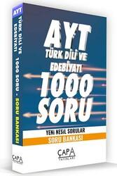Çapa Yayınları - Çapa Yayınları AYT Türk Dili ve Edebiyatı Soru Bankası
