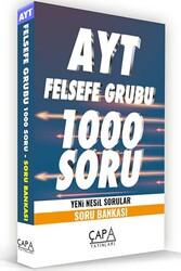 Çapa Yayınları - Çapa Yayınları AYT Felsefe Grubu Soru Bankası
