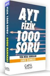 Çapa Yayınları - Çapa Yayınları AYT Fizik Soru Bankası