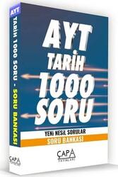 Çapa Yayınları - Çapa Yayınları AYT Tarih Soru Bankası