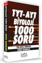 Çapa Yayınları - Çapa Yayınları TYT AYT Biyoloji Soru Bankası