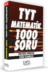 Çapa Yayınları - Çapa Yayınları TYT Matematik Soru Bankası